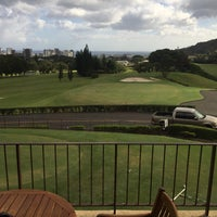 Photo taken at Oahu Country Club by Jim C. on 6/30/2017
