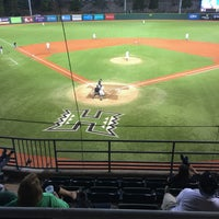 Photo taken at Les Murakami Stadium by Jim C. on 4/16/2016