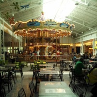 Photo taken at Food Court - Chicago Ridge Mall by Lance W. on 10/4/2013