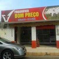 Photo taken at FRIGORÍFICO BOM PREÇO by Anderson M. on 8/7/2013