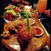 Photo taken at Artel Lounge Bar & Restaurant by David J. on 11/30/2013