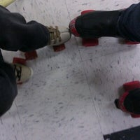 Photo taken at Haygood Skating Center by Sapphire C. on 12/20/2012