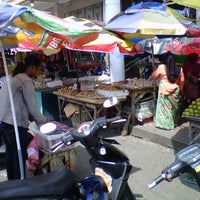 Photo taken at Pasar Besar Kota Malang by Jerry T. on 6/3/2013