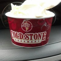Photo taken at Cold Stone Creamery by Patty L. on 9/21/2013