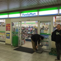 Photo taken at FamilyMart by NeMeSiS on 4/17/2016