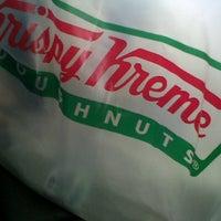 Photo taken at Krispy Kreme Doughnuts by Indong n. on 8/18/2013