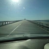 Photo taken at Norris Bridge by Markie~Mark® on 12/22/2012