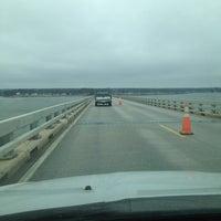 Photo taken at Norris Bridge by Markie~Mark® on 2/11/2013