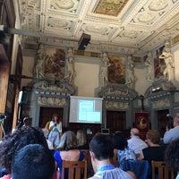 Photo taken at Camera di Commercio Salerno by Anna R. on 6/14/2014