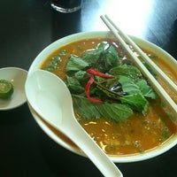 Photo taken at Nyonya Roots by Mon on 4/2/2013