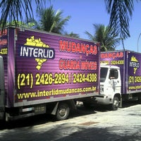 Photo taken at Interlid Mudanças by Celo O. on 7/30/2013