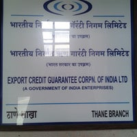 Photo taken at Export Credit Guarantee Corporation Of India by Sanjit N. on 7/22/2013