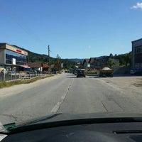 Photo taken at Mokro by Kiril G. on 9/8/2015