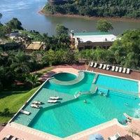 Photo taken at Amerian Portal Del Iguazu Hotel by Celina O. on 12/9/2012
