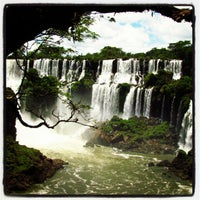 Photo taken at Iguazú National Park by Celina O. on 12/10/2012