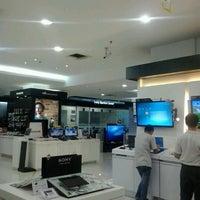 Photo taken at SONY Customer Service Centre The Curve by Radzman B. on 3/14/2013