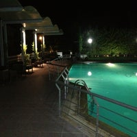Photo taken at Hotel Panorama by Kaspars T. on 10/13/2013