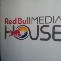 Photo Taken At Red Bull Media House Vienna By Werner H. On 9/5 ...