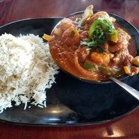 Photo taken at Tarka Indian Kitchen by Nick M. on 10/19/2017