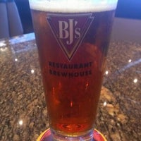 Photo taken at BJ's Restaurant and Brewhouse by Nick M. on 11/8/2012