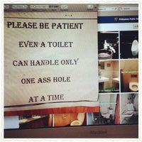 Photo taken at Philippines Public Toilet www.philippinespublictoilet.com by www.deiville.com D. on 5/3/2015