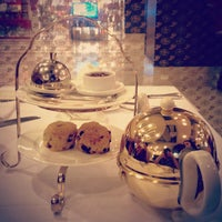 Photo taken at TWG Tea Salon & Boutique by Tricia L. on 5/5/2013