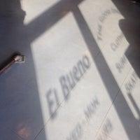 Photo taken at El Bueno by Munenori S. on 2/5/2014