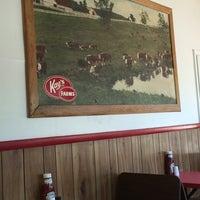 Photo taken at Kay's Ice Cream by K P. on 8/1/2015