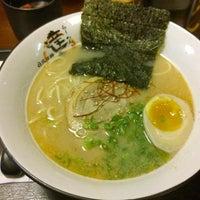 Photo taken at Daruma Ramen House 達磨日本拉麵 by Amanda L. on 8/22/2014