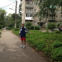 Photo taken at Ванеева 88 by Katyushka P. on 7/27/2013