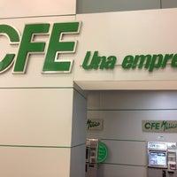 Photo taken at CFE by Édgar Gerardo L. on 9/5/2013