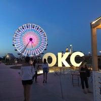 Photo taken at Wheeler Ferris Wheel by Kris L. on 5/6/2018