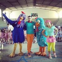 Photo taken at NEC Pinguinho de Gente by Juliana L. on 3/21/2014
