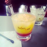 Photo taken at Bombar Drinks by Ariel M. on 10/19/2013