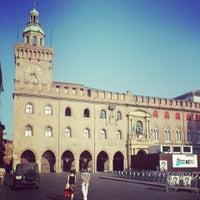 Photo taken at Palazzo d'Accursio - Palazzo Comunale by Andrea C. on 7/24/2013