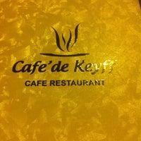 Foto scattata a Cafe'de Keyff da Fatıh G. il 7/27/2013