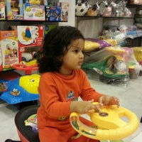 Photo taken at baby store by Riaz R. on 6/14/2013
