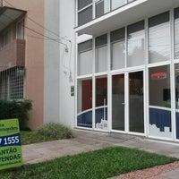 Photo taken at Imobiliária Vera Bernardes by Leonardo O. on 5/20/2014