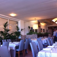 Photo taken at Restaurante El Coso by Amelie on 10/29/2012