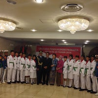 Photo taken at Embassy of the Republic of Indonesia by Retno Puji L. on 8/15/2014