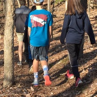 Photo taken at Uwharrie National Forest by Susan M. on 3/7/2015