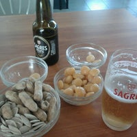 Photo taken at Bar Restaurante Horacius by Joana O. on 5/1/2013