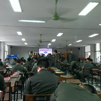 Photo taken at Territorial Defense School by Max E. on 8/20/2013