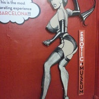 Photo taken at Erotic Museum by Jade M. on 7/21/2013