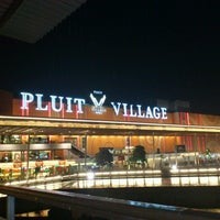 Photo taken at Pluit Village by Ervina S. on 12/31/2012