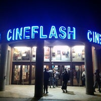 Photo taken at Cineflash by Domenico D. on 1/29/2014