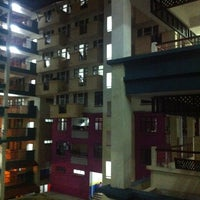 Photo taken at Kolej Kediaman Raja Dr Nazrin Shah (KK12) by Fazrin G. on 6/22/2013