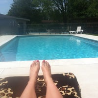 Photo taken at Poolside by Amanda D. on 6/22/2013
