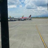 Photo taken at Alfonso Bonilla Aragón International Airport (CLO) by Juan José C. on 8/13/2013