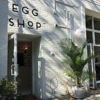 Photo taken at Egg Shop by SkeeterNYC on 9/7/2017